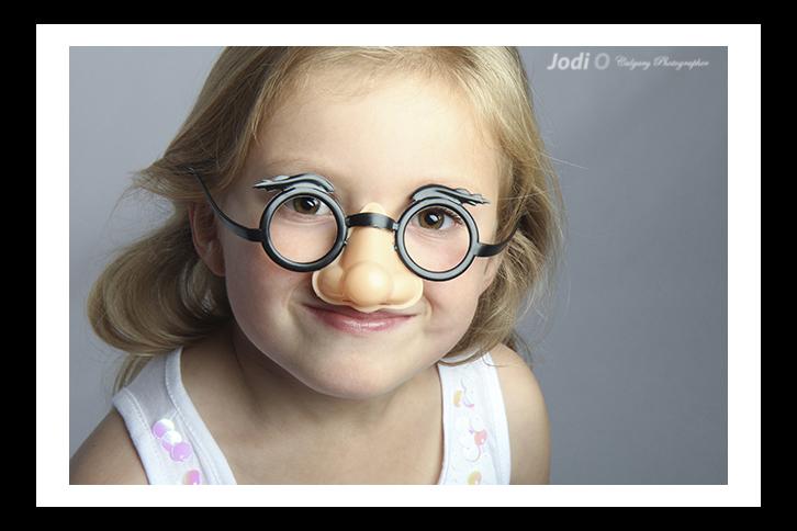 Calgary Childrens Headshot Photographer