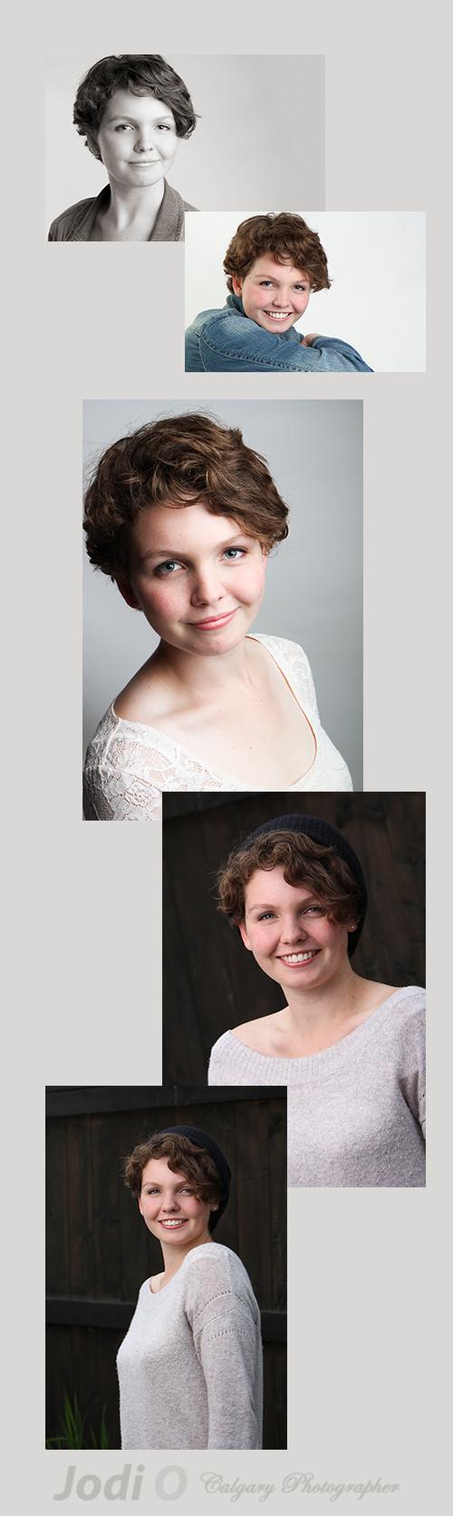 Actors Headshots Calgary