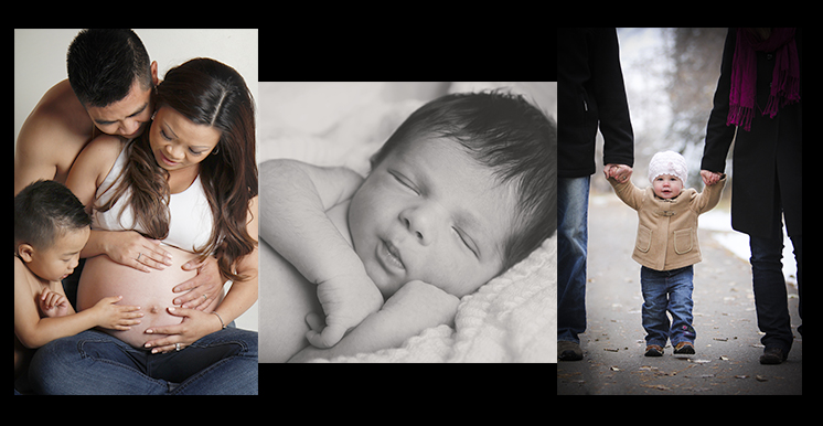 Family, Photography, Calgary, Portrait, Studio, Cranston, South Calgary