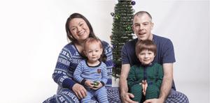 Calgary Christmas Photos