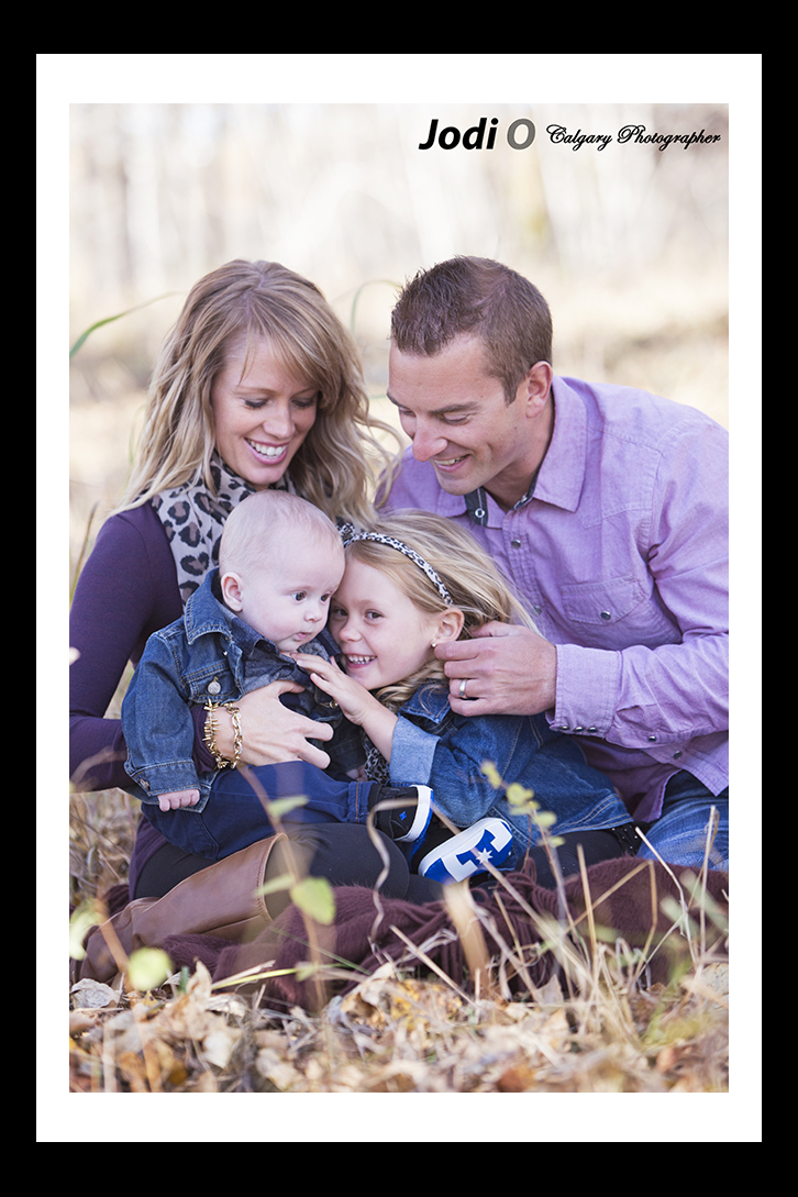Fun and Stress Free Family Photography in Calgary Alberta