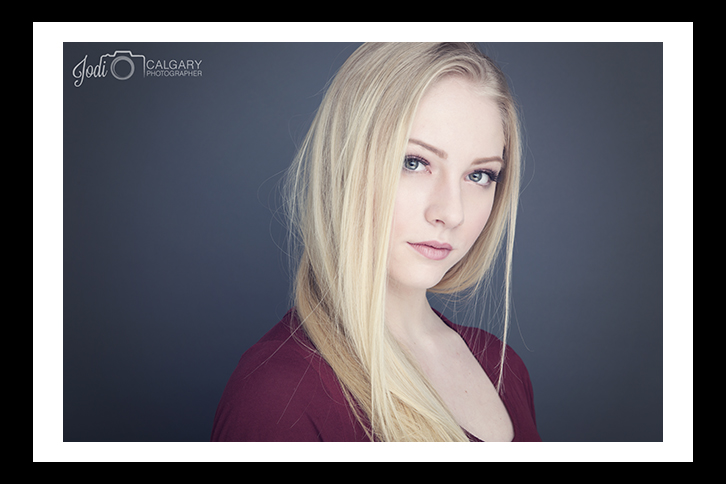 Teen Headshot Photographer