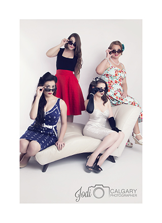 Calgary Boudoir and Pin-up Photographer (5)