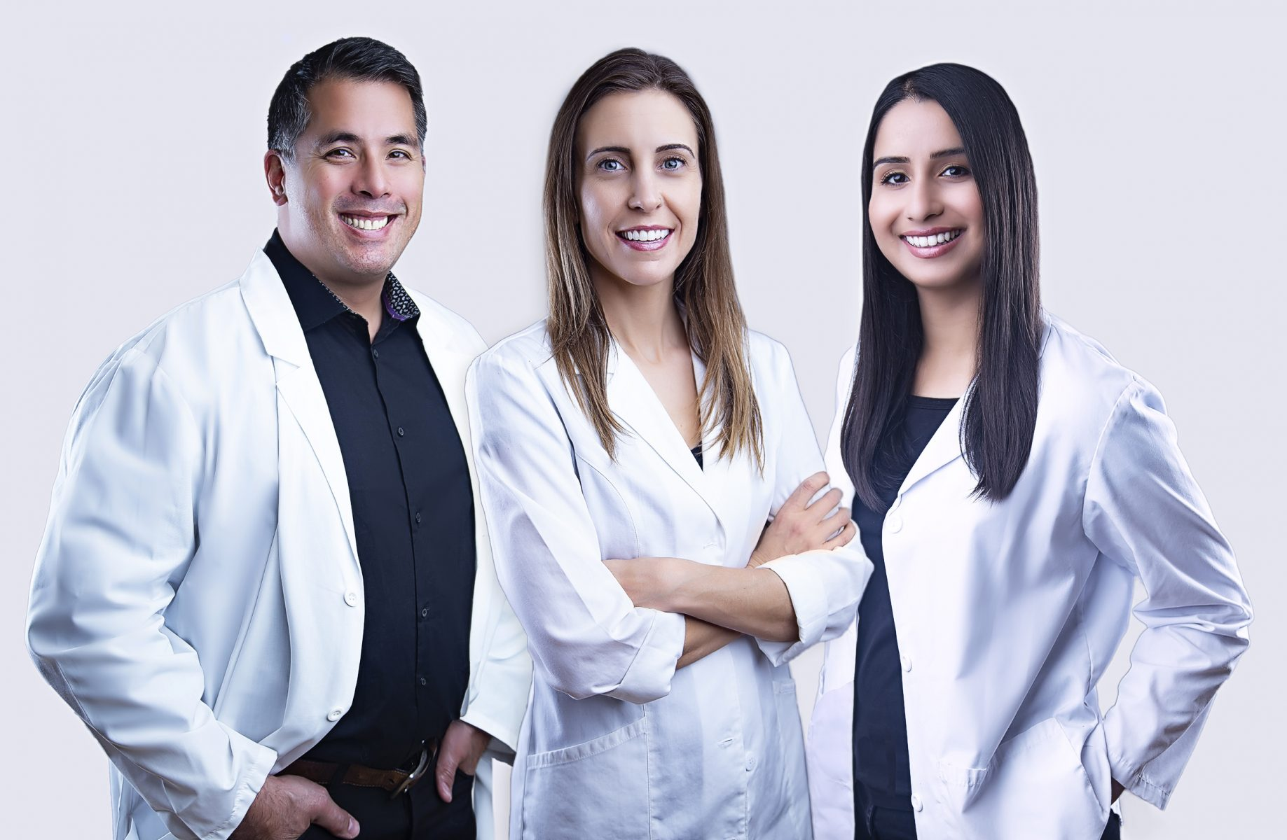 Calgary Dental Office Headshots